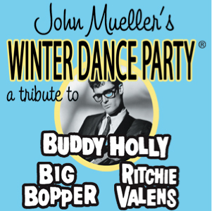 Winter Dance party thumbnail - a tribute to Buddy Holly