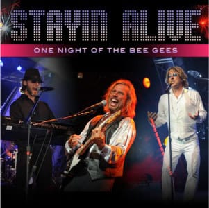 Stayin Alive - Bee Gees tribute band thumbnail
