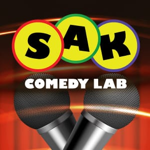 Sak comedy club thumbnail