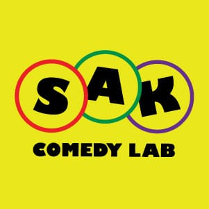 SAK Comedy Lab specializes in spontaneous, audience interactive, improvisational comedy, good for all ages.