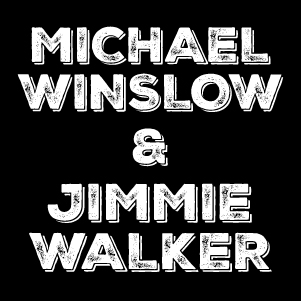 Legendary performers Michael Winslow and Jimmie Walker are coming to the Clermont Performing Arts Center Dec. 10 for one unforgettable night!